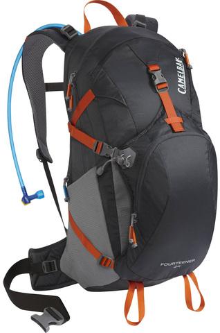 Картинка рюкзак туристический Camelbak Fourteener 24 Charcoal/Graphite