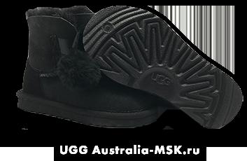 UGG Kids Gita Black