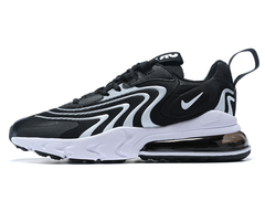 Nike Air Max 270 React ENG 'Black/White'