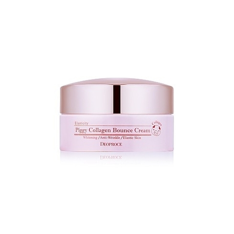 DEOPROCE PIGGY COLLAGEN BOUNCE CREAM