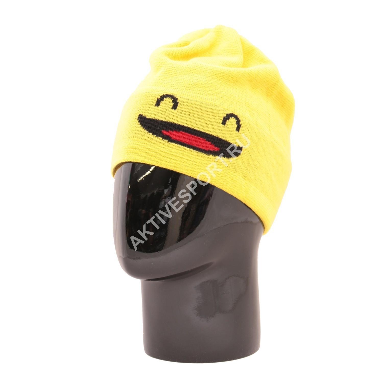 Длинные шапки Шапка-бини вязаная Eisbar Smile OS Kids 050 IMG_2811.jpg