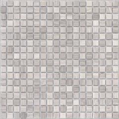 Мозаика Travertino Silver MAT 15x15x4 305х305