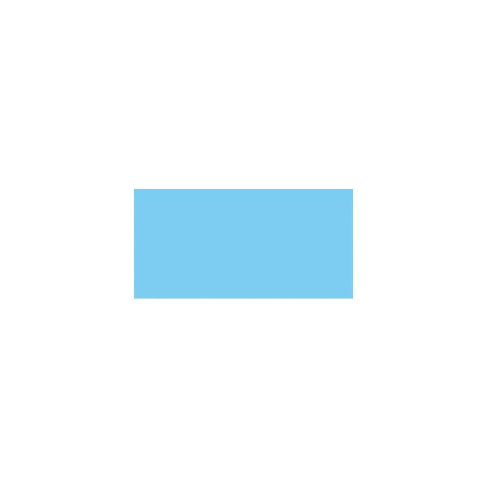 Маркер акварельный ZIG Clean Color Real Brush- штучно -Light Blue - 036