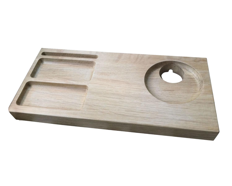Поднос деревянный маленький