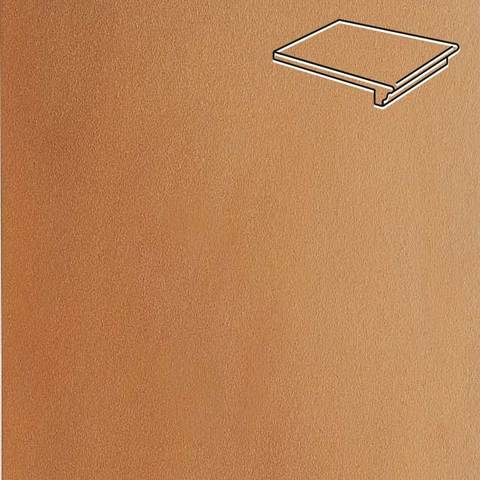 Stroeher - Euramic Classics E 305 puma 340x240x12 артикул 9240 - Клинкерная ступень - флорентинер