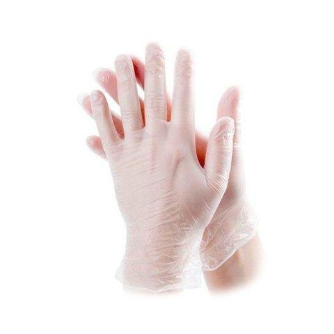 Перчатки косметические виниловые ViniMax р. XL (100 штук - 50 пар)