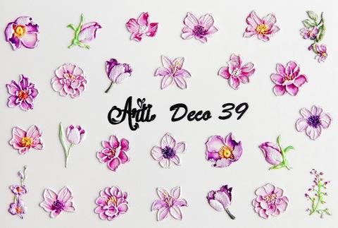 Слайдер Arti 3D Deco № 039