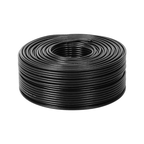 WC 3-0,75-100 Кабель для скважинного насоса, круглый, сечение 0,75 мм²