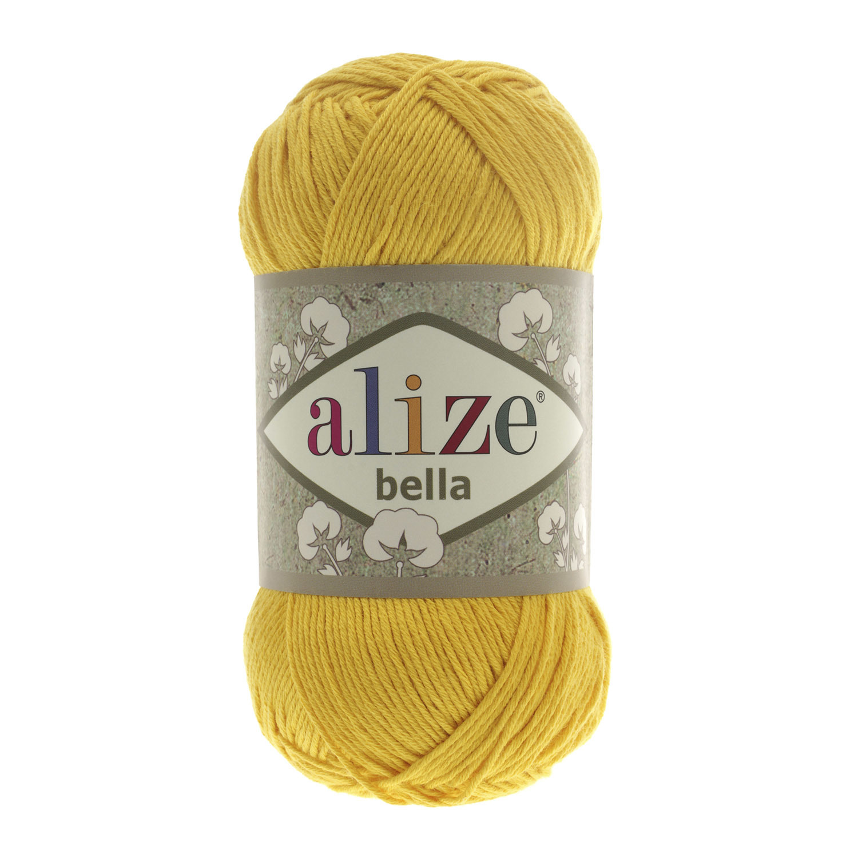 Пряжа Alize Bella 488 желток