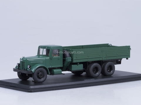 YaAZ-210 board metal chassis dark green Start Scale Models (SSM) 1:43
