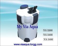 Внешний фильтр для аквариума ViaAqua VA-2400, Atman CF-2400