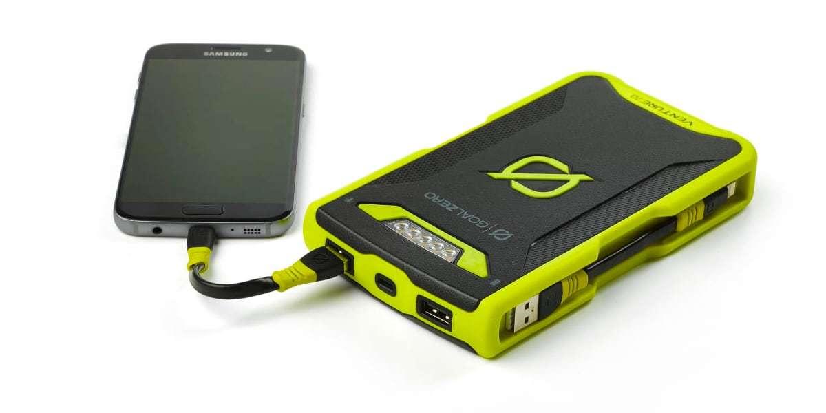 Зарядное устройство Goal Zero Venture 70 Solar Recharger (micro-USB/micro-USB) зарядка смартфона