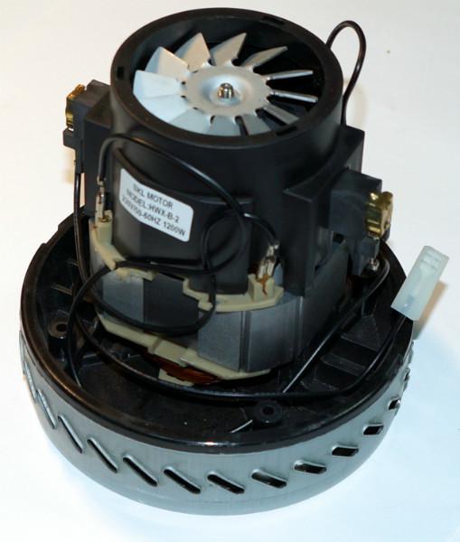 Двигатель моющего пылесоса низкий 1200W H145 h50 D140 d78