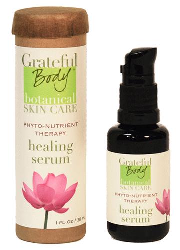 Восстанавливающая сыворотка для чувствительной кожи, Grateful Body