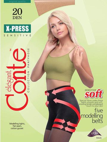 Колготки X-Press 20 XL Conte
