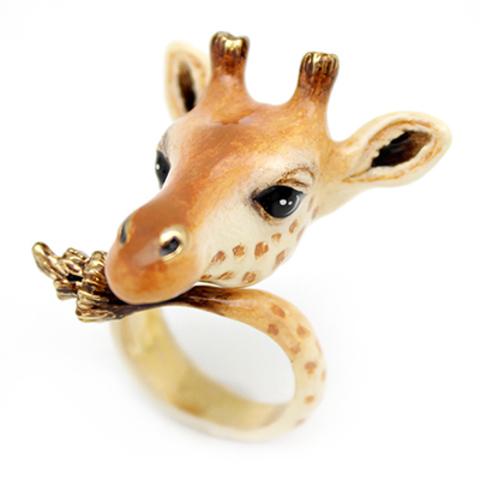Кольцо Жираф