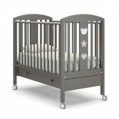 Кровать детская Дени люкс с ящиком муссон