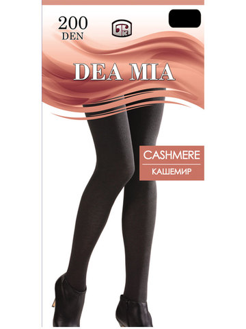 Колготки Cashmere 200 XXL Dea Mia