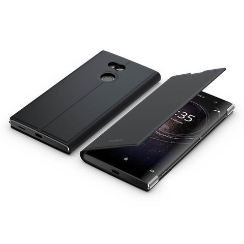 Купить чехол SCSG20/B чёрный для Xperia XA2 Ultra в Sony Centre Воронеж
