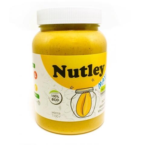 Nutley паста арахисовая классическая  1000г