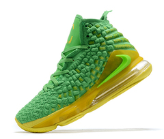 Nike LeBron 17 'Green/Yellow'
