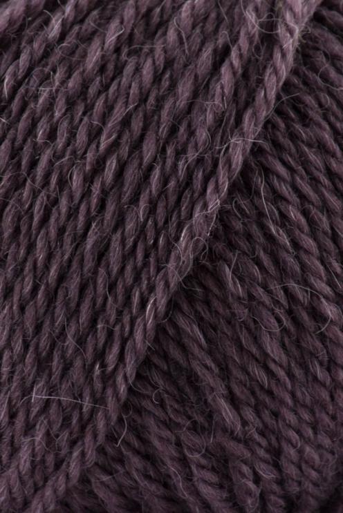 Пряжа Laines du Nord Merino Yak 06 темно-фиолетовый