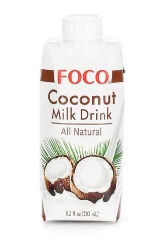 Кокосовый Молочный Напиток Foco, 330 мл