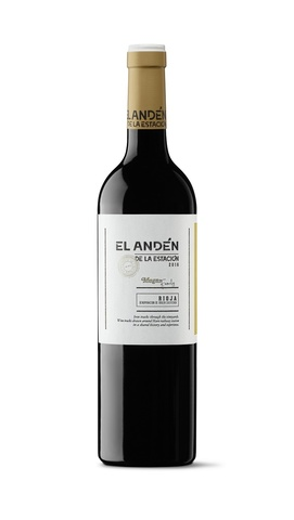 Rioja Muga El Anden De La Estacion