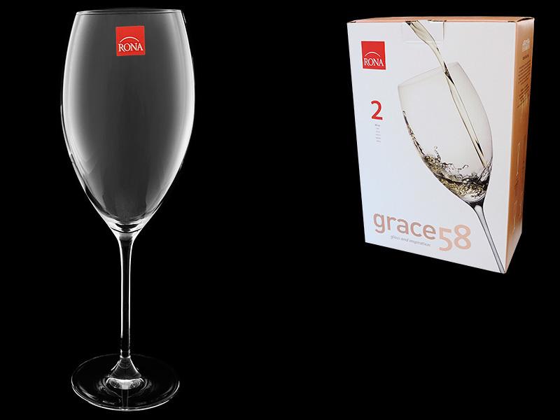 Набор бокалов для белого вина «Grace», 2 шт