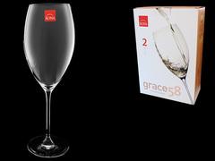 Набор бокалов для белого вина «Grace», 2 шт, фото 1