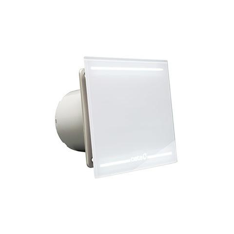 Накладной вентилятор Cata E 100 GL Light (LED подсветка)