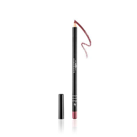 Карандаш для губ POLE Elle Gorgeous №10 Pink chocolate