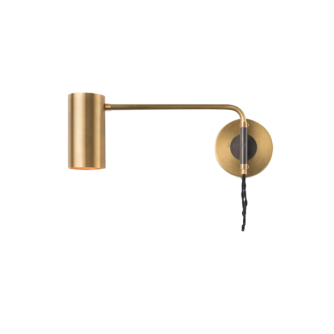 Настенный светильник Tulp by Light Room (золотой)