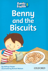 Family and Friends 1: Readers: Benny and the Biscuits