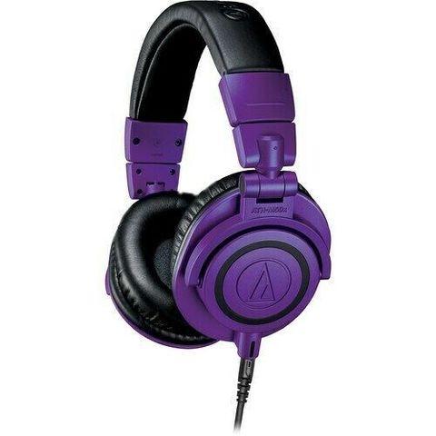 Audio-Technica ATH-M50X PB студийные наушники