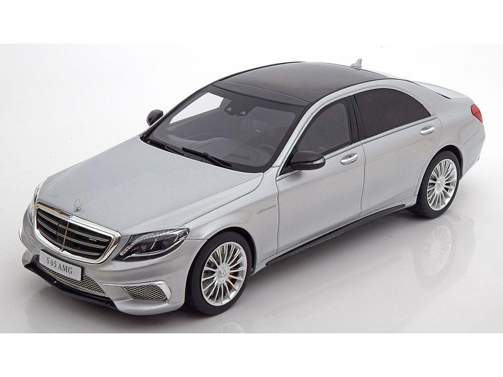 Коллекционная модель Mercedes-Benz AMG S65 2016