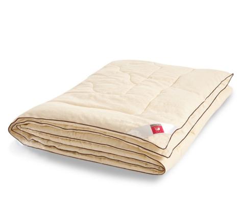 Одеяло из шерсти кашемировой козы Милана 140x205 Layla