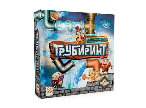 Настольная игра Трубиринт