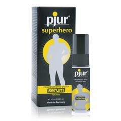 Концентрированное средство для мужчин для прологации Pjur Superhero - Serum 20 МЛ