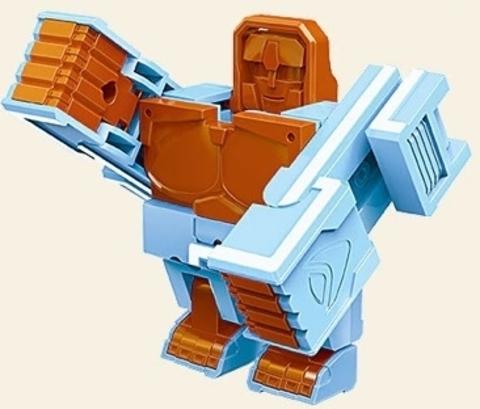 Робот-боксер: трансботы Lingvo Zoo 1 Toy (буквы английские H I J)