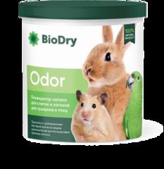 Ликвидатор запаха для клеток и загонов для грызунов BioDry