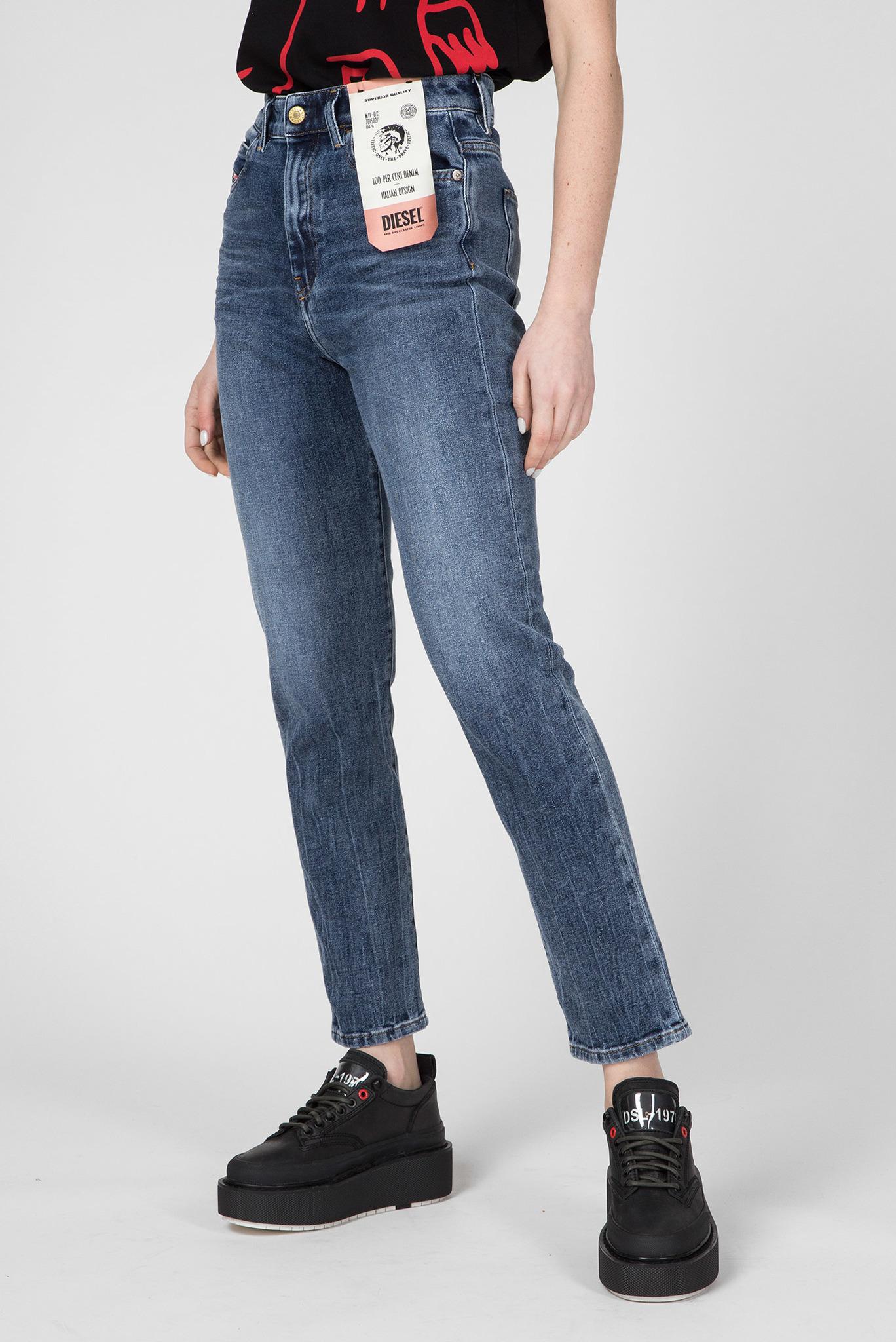 Женские синие джинсы D-EISELLE  L.32 Diesel