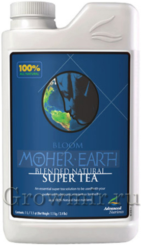 Mother Earth Super Tea Organic Bloom (5л)