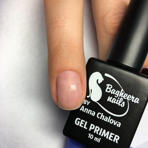 Bagheera Nails B-1 Праймер для гель-лака 10 мл