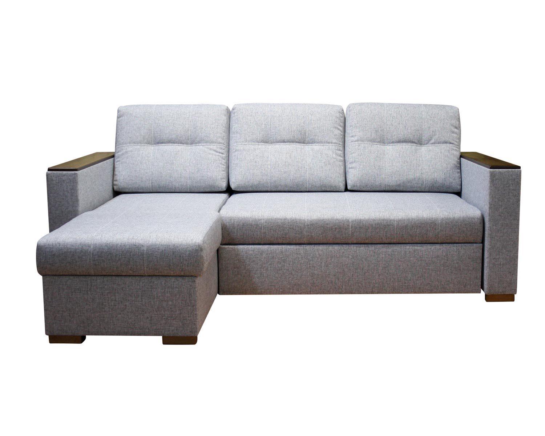 угловой диван-кровать Карелия-Люкс 1я2д