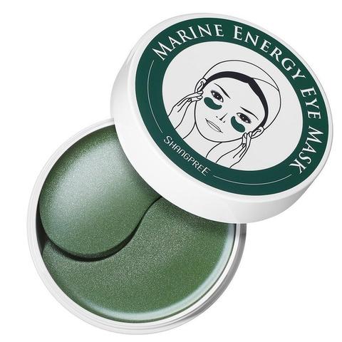 Гидрогелевые патчи Shangpree Marine Energy Eye Mask, 60 шт