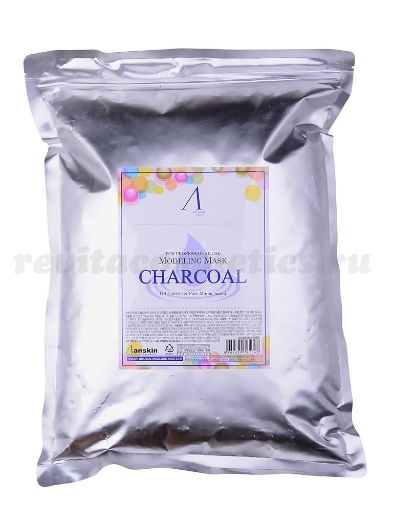 Альгинатные Маска альгинатная для жирной кожи с расширенными порами (пакет) 1кг Charcoal Modeling Mask / Refill i19233_1476953590_0.jpg