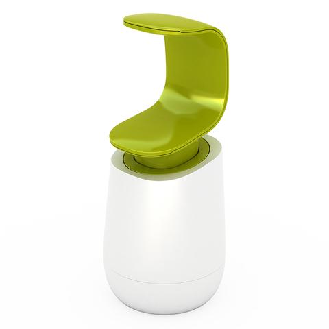 Диспенсер для мыла C-Pump™ белый-зеленый