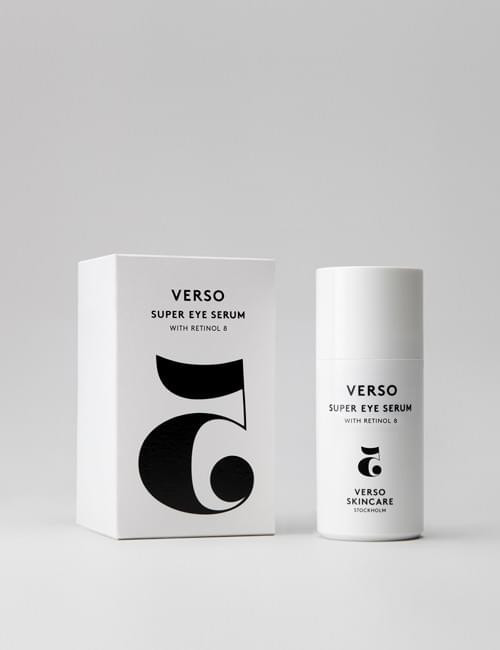 Сыворотка Verso Super Eye Serum retinol 8 30 мл