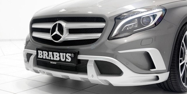 Обвес Brabus для Mercedes GLA AMG Sport Package
